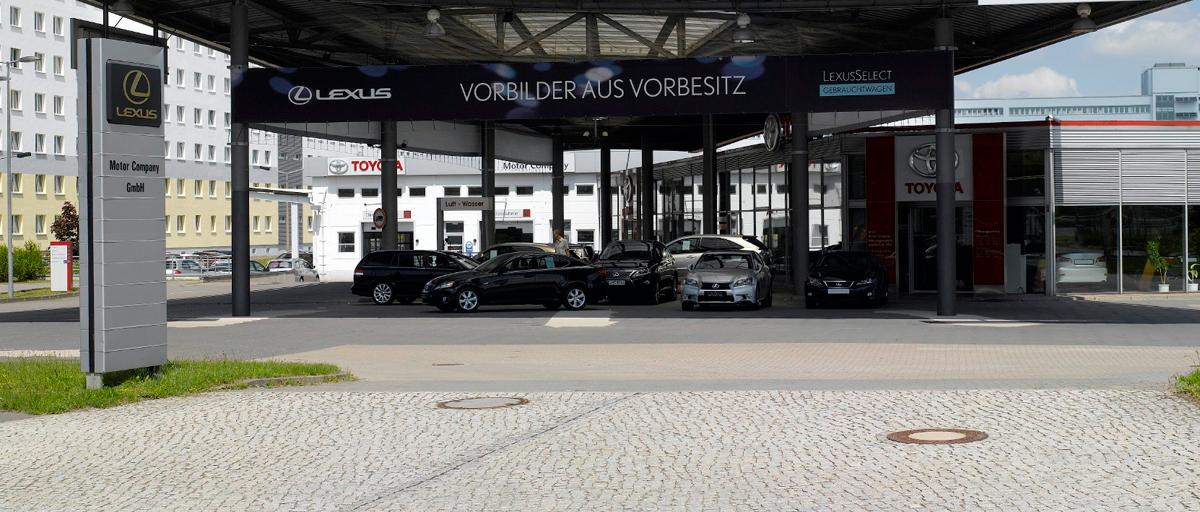 motor company lexus gebrauchtwagen berlin marzahn. Black Bedroom Furniture Sets. Home Design Ideas